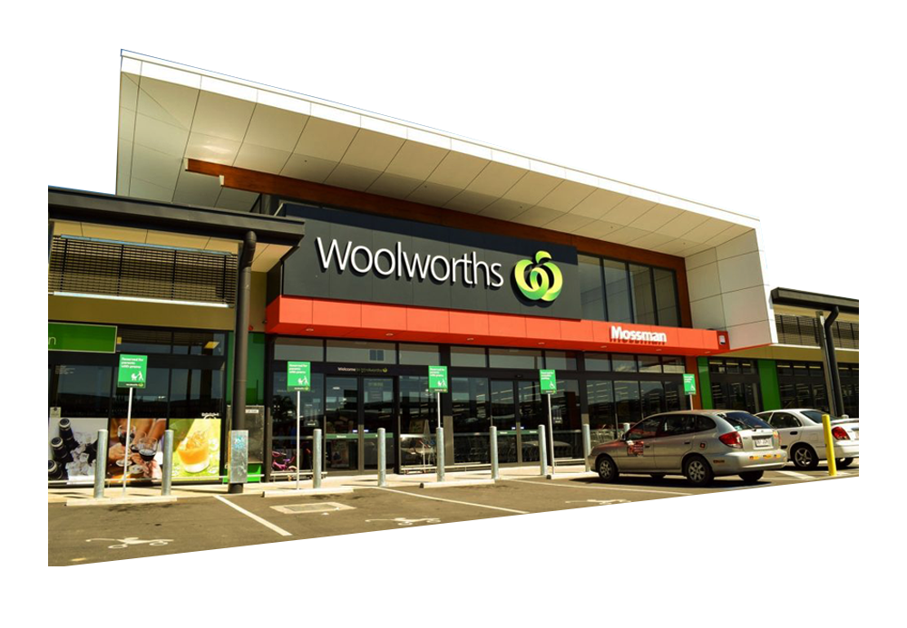 User research on Woolworths supermarket chain